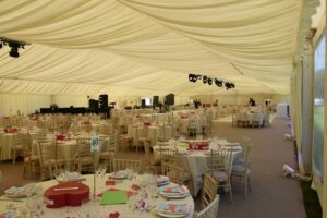 25m Corporate Large Marquee
